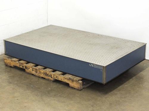 Newport Kns Series 5x3 Stainless Steel Optical Breadboard