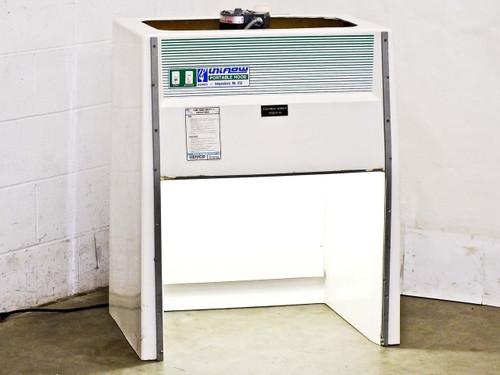 Hemco 93005 Portable Ductless Fume Hood W Dayton 4c444a 1