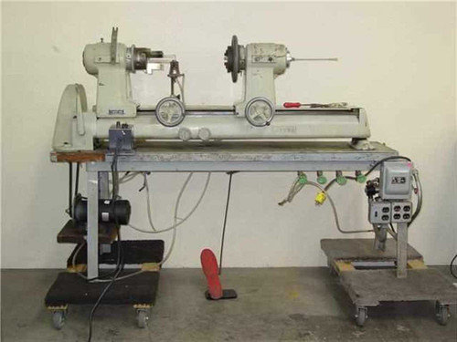 Litton Hsa Glass Blowing Lathe Recycledgoods Com