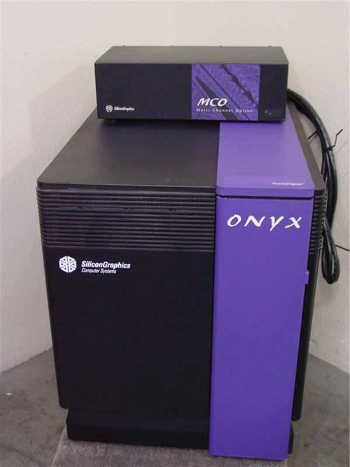 Engine Machine Shop >> Silicon Graphics CMN A011 Onyx Reality Engine 2 w/ Multi ...