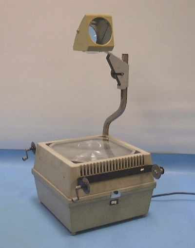 Buhl 90 Ed Overhead Projector Recycledgoods Com