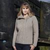 Lothlorian Merino - Possum Offset Cable Jacket