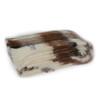Windermere Natural Brushed Alpaca Throw - Apache