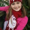 Cosy Kiwi Childs Merino-Possum Little Lamby Scarf