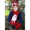Cosy Kiwi Merino - Possum Childs  Little Lamby Beanie