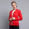 Royal Merino Collared V Neck Cardigan/Jacket