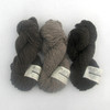 Black Hills Natural Coloured Undyed Pure Wool Yarn - 14 Ply Hank