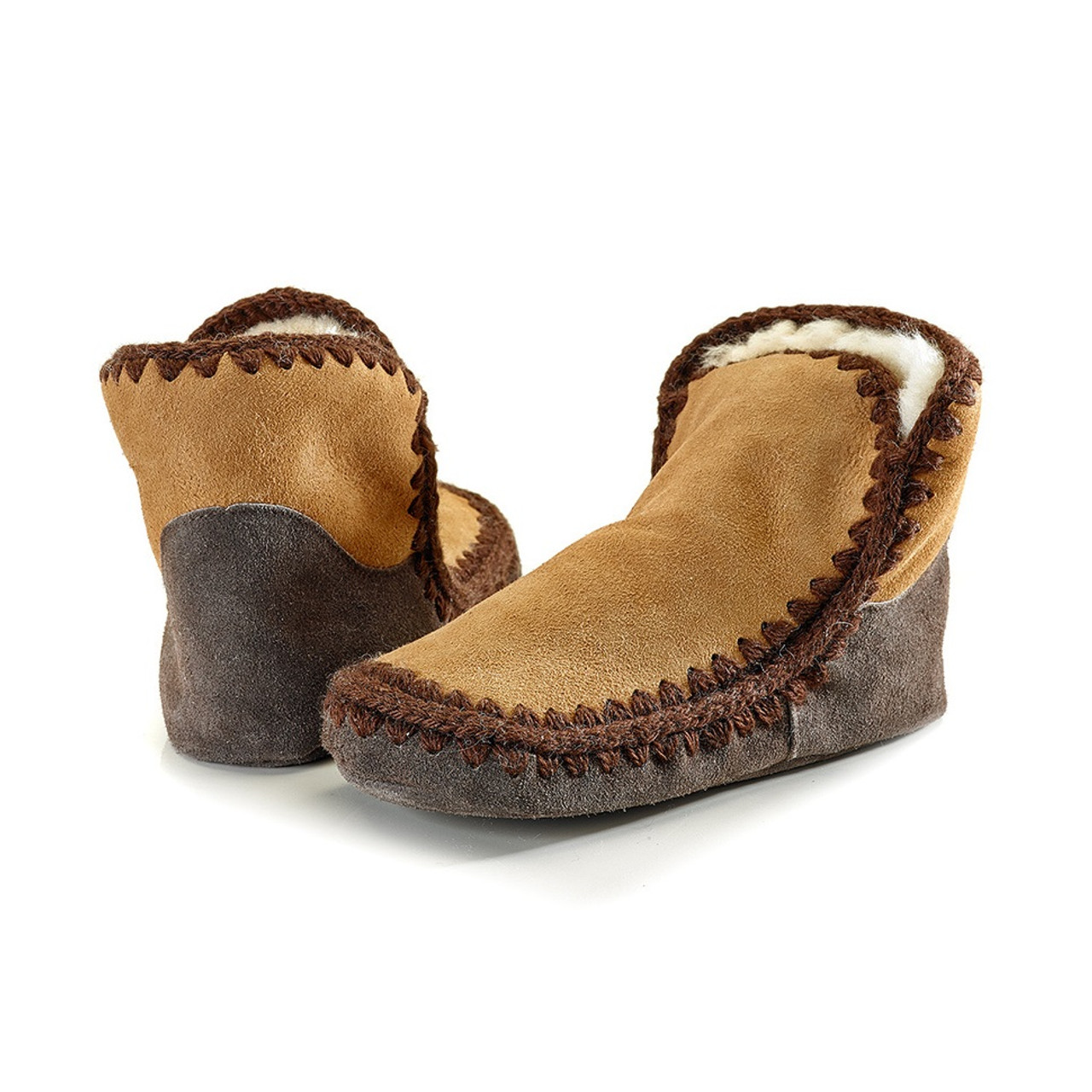 Classic Sheepskins Snuggle Feet Slippers - The Tin Shed