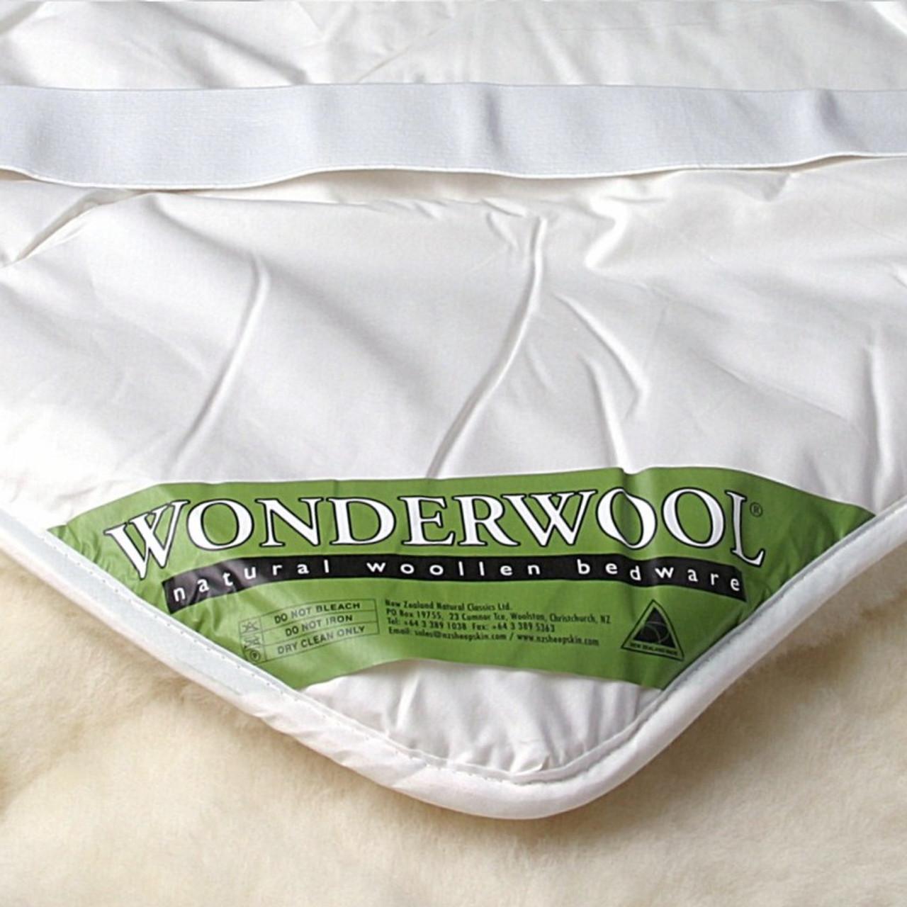 Mi Woolies Wonder Wool Luxury Reversible Wool Underquilt