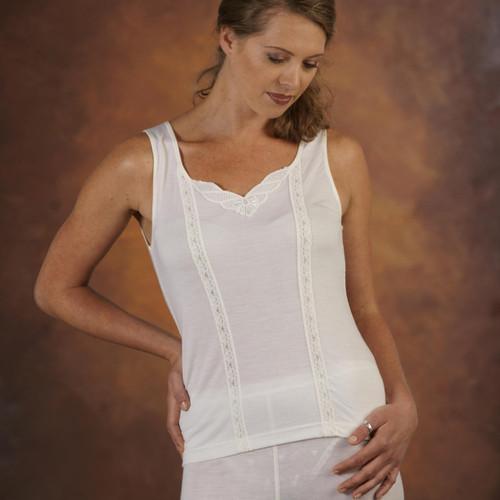 Supreme Merino Wool Sleeveless Vest