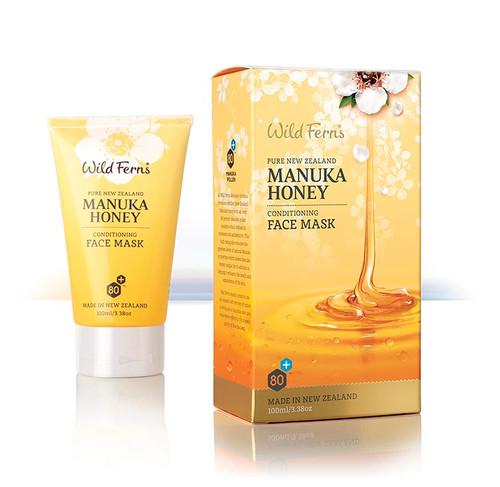 Wild Ferns Manuka Honey Conditioning Face Mask