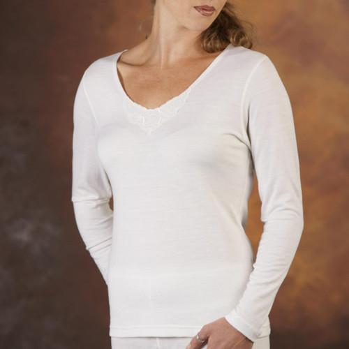 Supreme Merino Wool Long Sleeve Spencer
