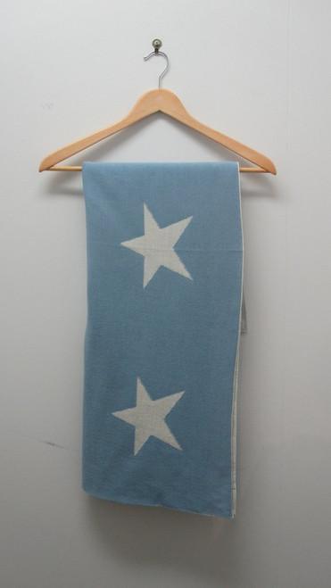 Mihi - Merino Baby Cot Blanket