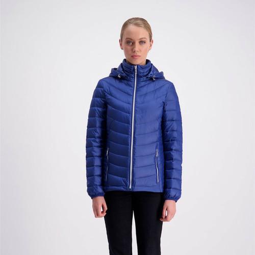 Moke - Ladies Anneke Short Packable Down Jacket