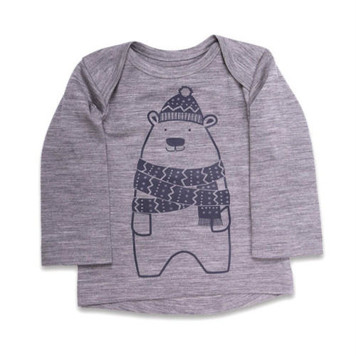 Little Periam - Toasty Bear Top
