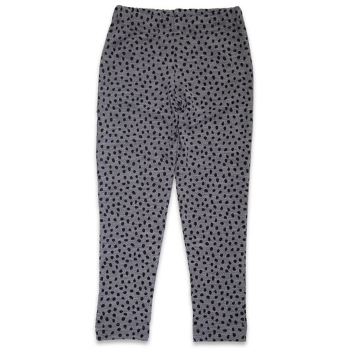 Little Periam - Pebble Print Girls Leggings
