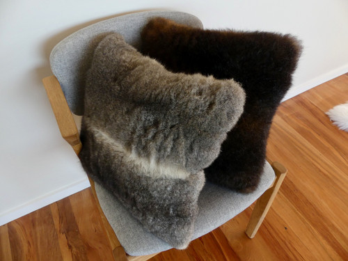 Luxury Possum Fur Cushion - Mooneys