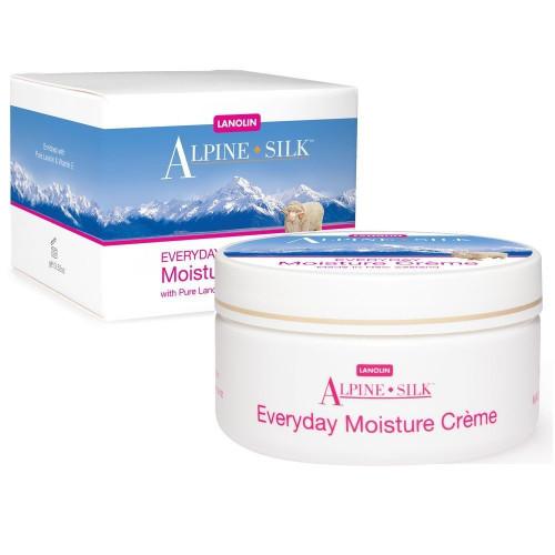 Alpine Silk Everyday Lanolin Moisture Creme 100 gm