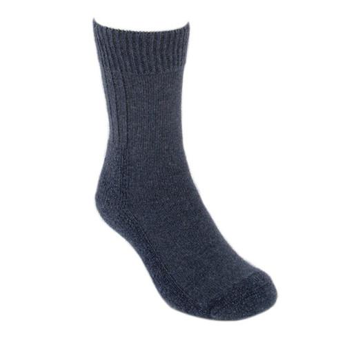 Lothlorian Merino - Possum Cushioned Sole Trekking Socks