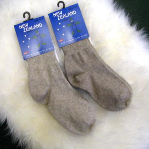 Kiwi Sock Company Childs Merino-Possum Sock