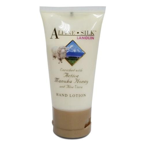 Alpine Silk Lanolin and Manuka Honey Hand & Body Lotion 50ml