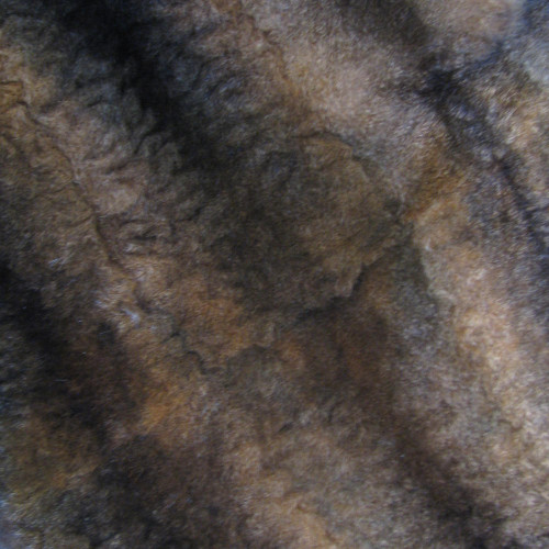 Mooneys - 36 Skin : Possum Fur Throw/Quilt