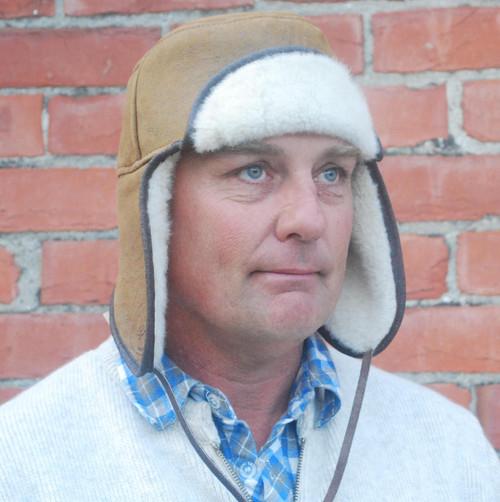 Selke Alpine Slinkskin Merino Wool Helmet