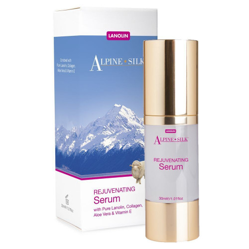 Alpine Silk Rejuvenating Serum 30ml