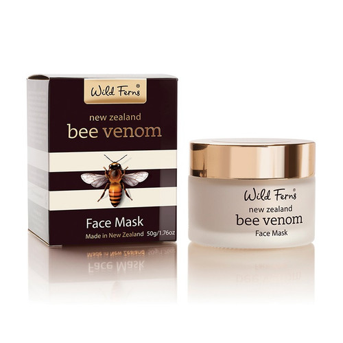 Wild Ferns - Bee Venom Face Mask