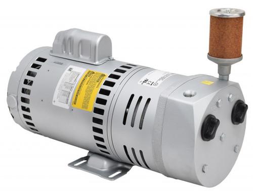 1 HP Gast Rotary Vane Air Compressor