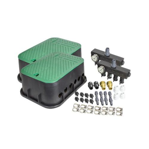 Airmax Remote Manifold Kit - 8 Ports