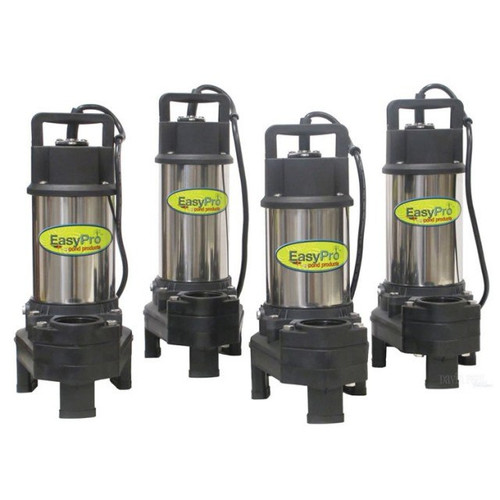 EasyPro TH-Series Stainless Pumps