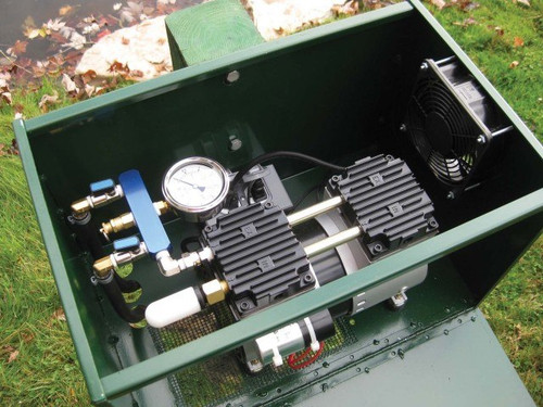 1/2 HP Stratus Kit w/ Post Mounted Cabinet (No Tubing)