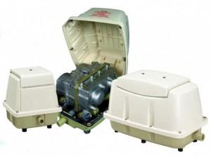 Discover the Nitto Kohki Linear Piston Air Pump Advantage