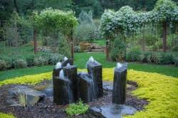 Basalt Rock Fountain - 2