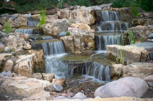 Pondless Waterfall Installations