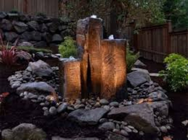 Basalt Rock Column Installation 3