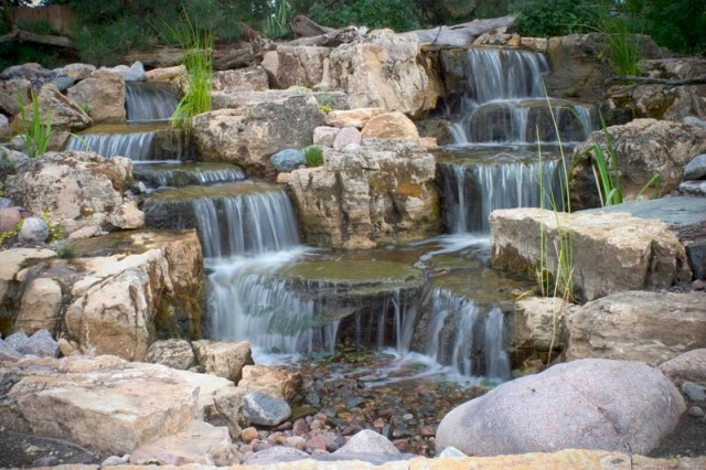 Pondless Waterfall 1