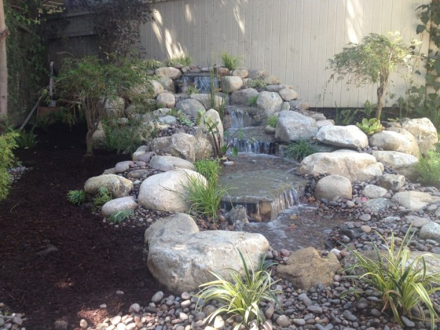 Pondless Waterfall 2