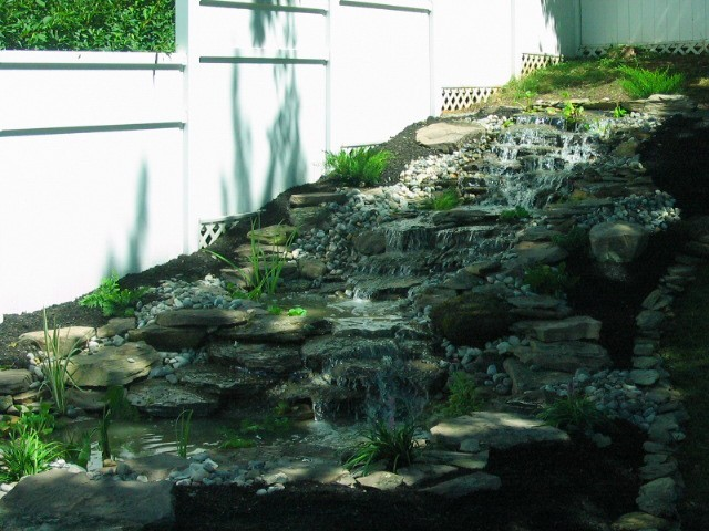 Pondless Waterfalls - 1a