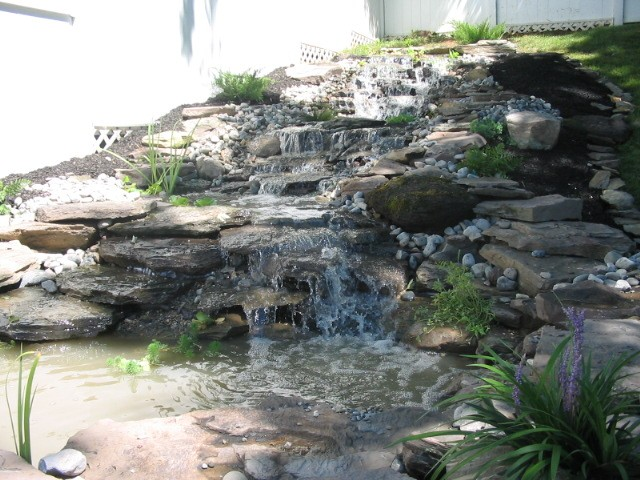 Pondless Waterfalls - 1c