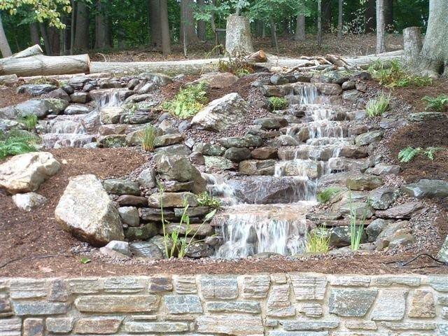 Pondless Waterfalls - 2