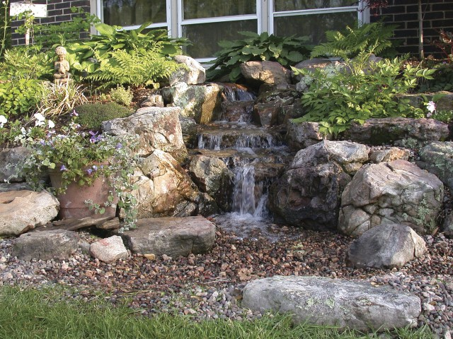 Pondless Waterfalls - 5