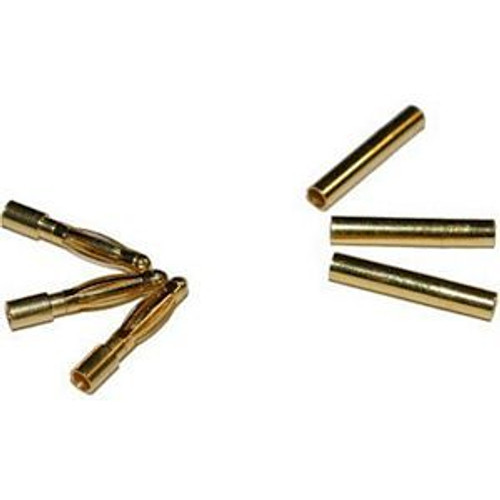 2.0mm bullet 3 Female & 3 Male package