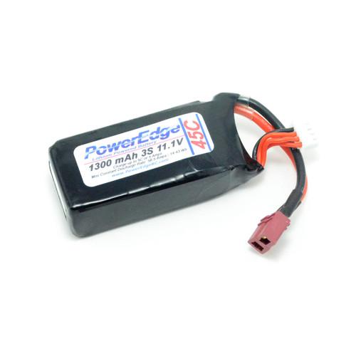 PE 1300 3S 11.V 45C battery