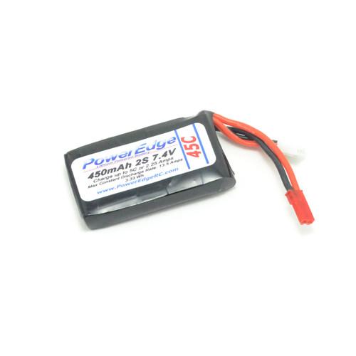 PE 450 2S 7.4V 45C  battery