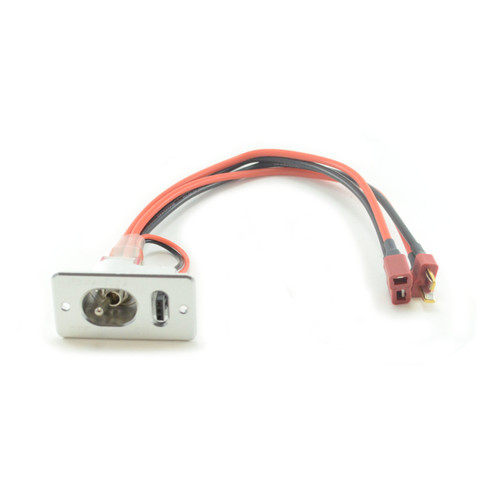 PowerEdge PowerSwitch Deans Connectors - 20 Amp rated!