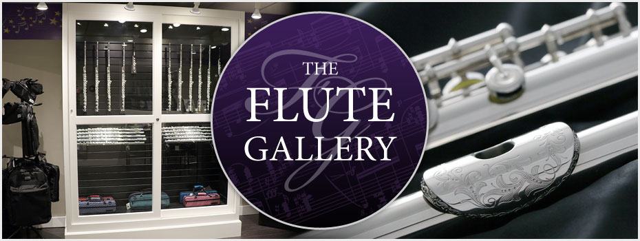 Flute Gallery contact header
