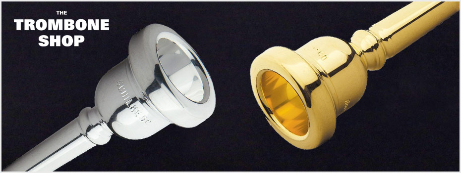 trombone mouthpiece header