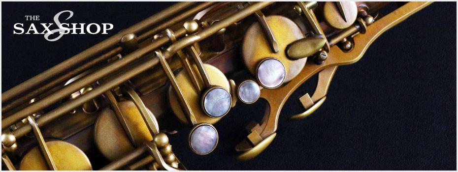 Saxophone Header
